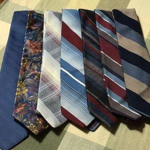 🎉Set of 7 Ties
